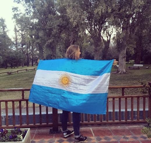 Un an en Argentine
