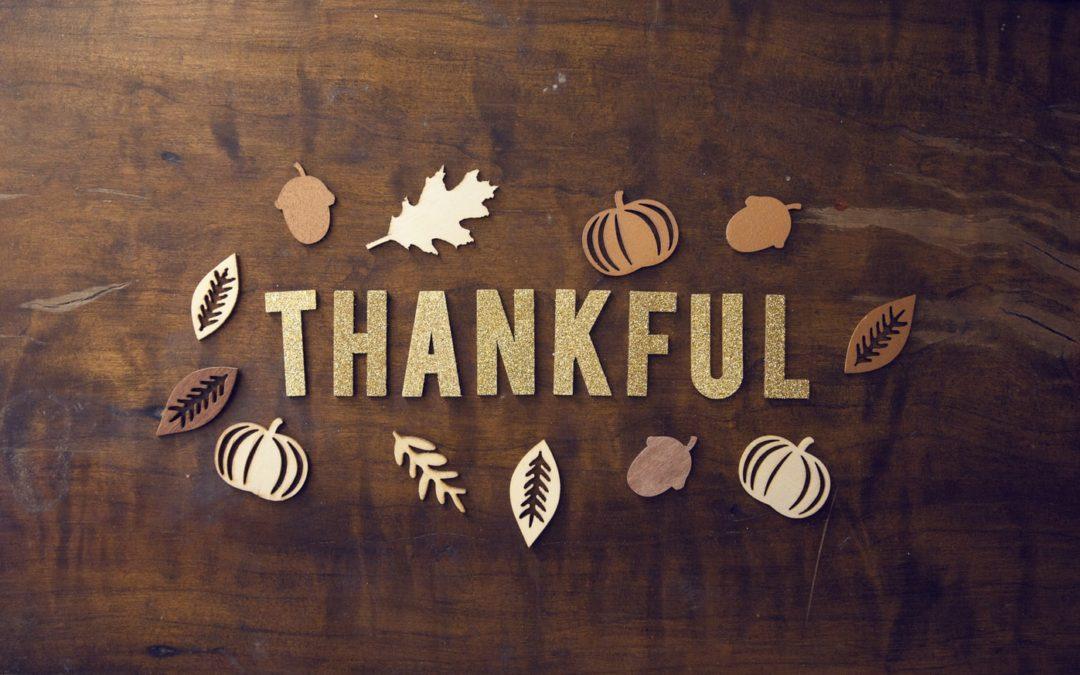Thanksgiving, une fête incontournable aux Etats-Unis !