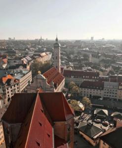 Paysage allemand