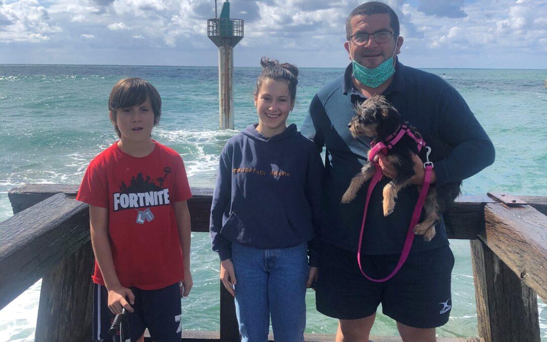 L'immersion de Lilly en France