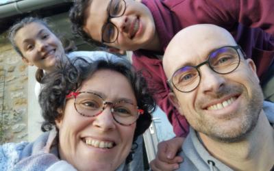 Portrait d'une famille bénévole YFU France